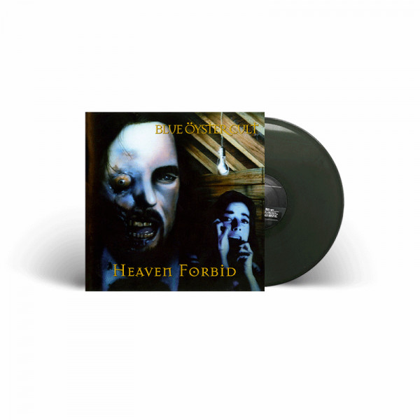 BLUE ÖYSTER CULT - Heaven Forbid - Ltd. Gatefold BLACK Vinyl, 180g